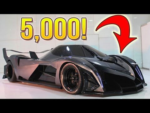Top 10 FASTEST Cars In The World 2016 (Top Trends) - YouTube  N