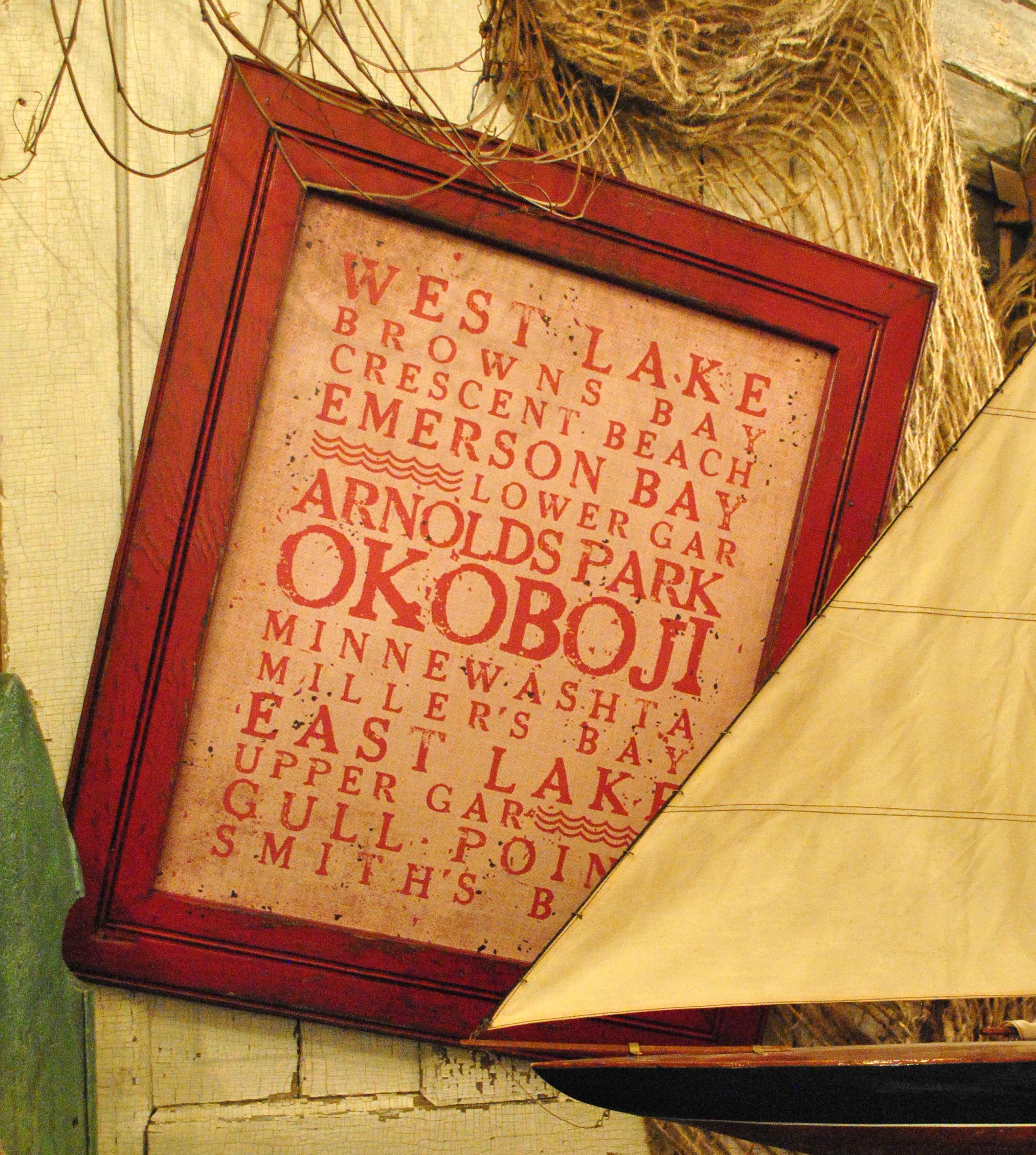 okoboji arnolds property life cabin cabins the rentals park