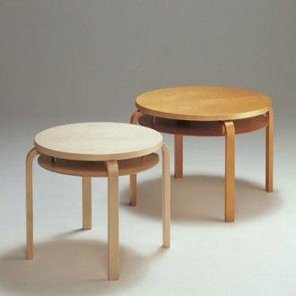 Alvar Aalto Double Coffee Table 907