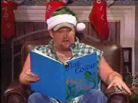 Larry The Cable Guy S Twas The Night Before Christmas Short Christmas Poems Christmas Poems Christmas Humor