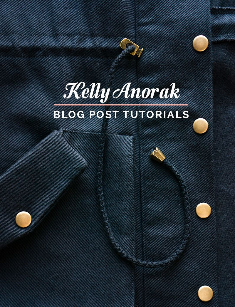 Kelly anorak blog posts sewing patterns pinterest visible kelly anorak blog posts sewing blogssewing tutorialssewing baditri Gallery