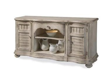 Shop for ART Furniture Buffet, 79247, and other Dining Room Cabinets at Goods Home Furnishings in North Carolina Discount Furniture Stores. Belmar conjures an atmosphere reminiscent of generations of summer afternoons spent at a family coastal cottage. A warm, casual environment is conveyed by heirloom like pieces, passed down from family to family through the ages.