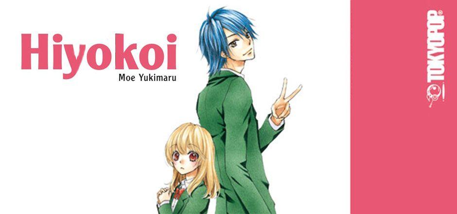 Gelesen: Hiyokoi 1 und 2 - http://sumikai.com/rezensionen/manga/gelesen-hiyokoi-1-und-2-5561213/
