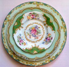 vintage plates - Google Search  sc 1 st  Pinterest & vintage plates - Google Search | It\u0027s my party | Pinterest | Vintage ...
