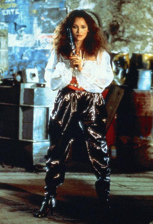 Barbara Carrera As Fatima Blush In Never Say Never Again -2541