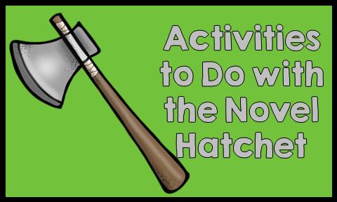 Hatchet By Gary Paulsen Teaching Ideas Book Units Teacher Hatchet Book Activities Hatchet Book Study Hatchet Novel Study