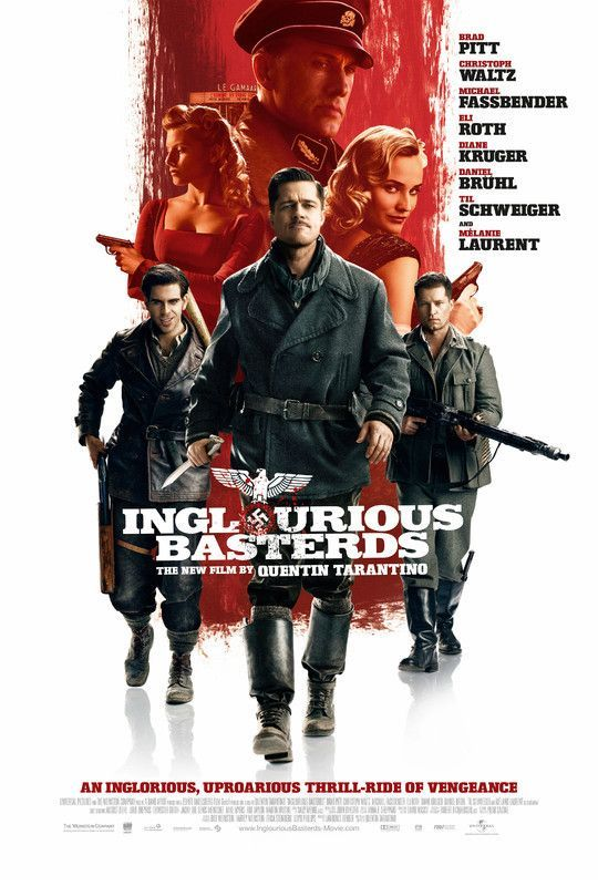 Inglorious Basterds Mini Print In 2019 Movies I Love