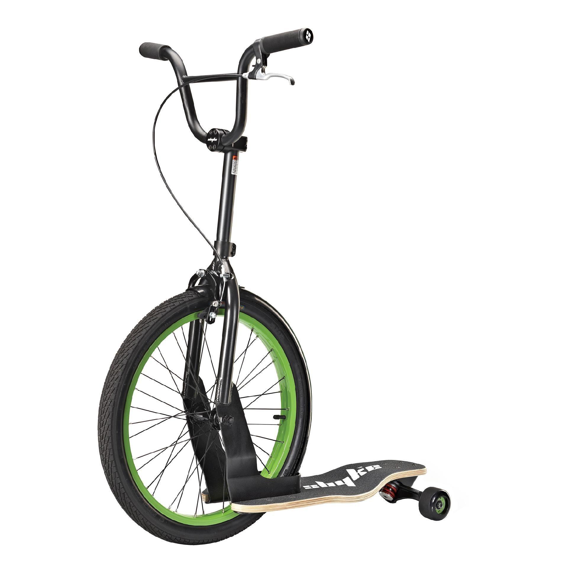 Sbyke P20 Skateboard Bike Hybrid Kick Scooter 851911003006 The