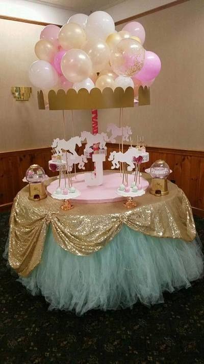 Bon Carousel Tabletop