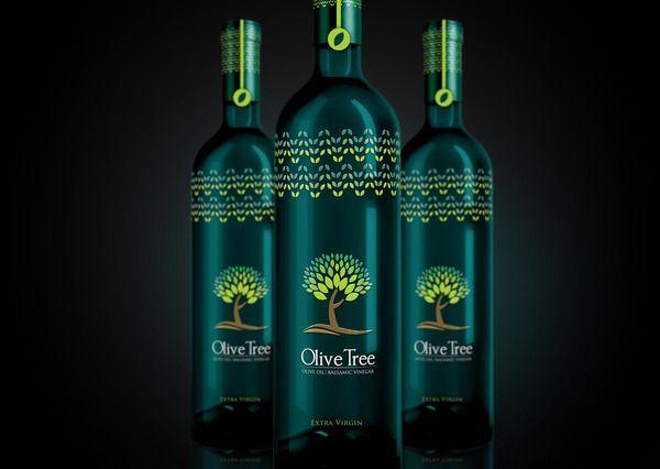 Olive Oil Tree By Yohanes Raymond Disenos De Unas Aceite Producto