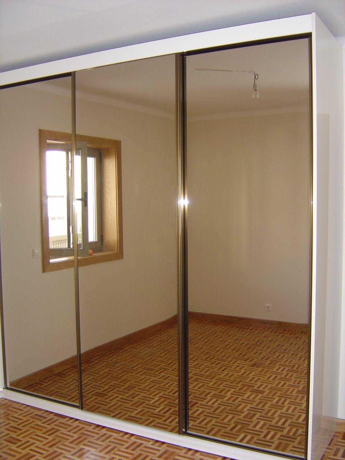 Aparador Em Mdf Branco ~ guarda roupas porta espelho bronze Google Search Decoraç u00e3o Pinterest Armario, Decoración
