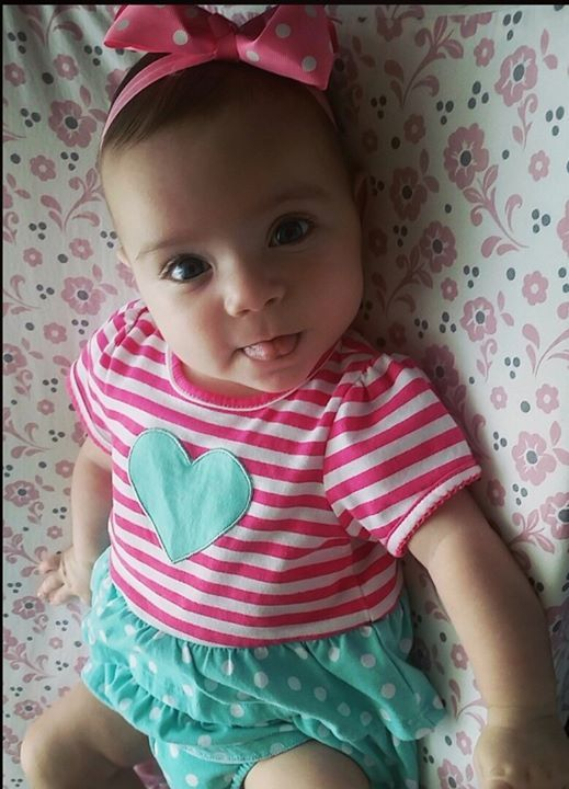 Support Addison as the Cutest Baby September 2015 and help them win cash prizes.