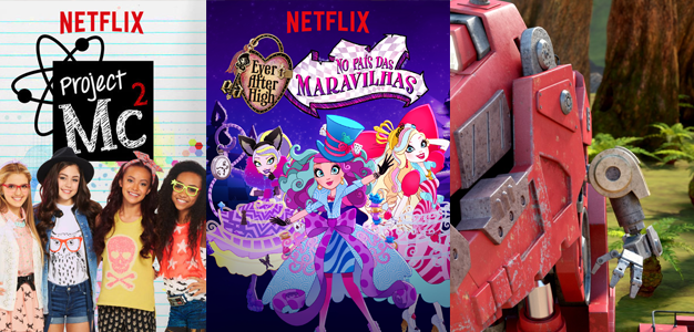 Kids Netflix