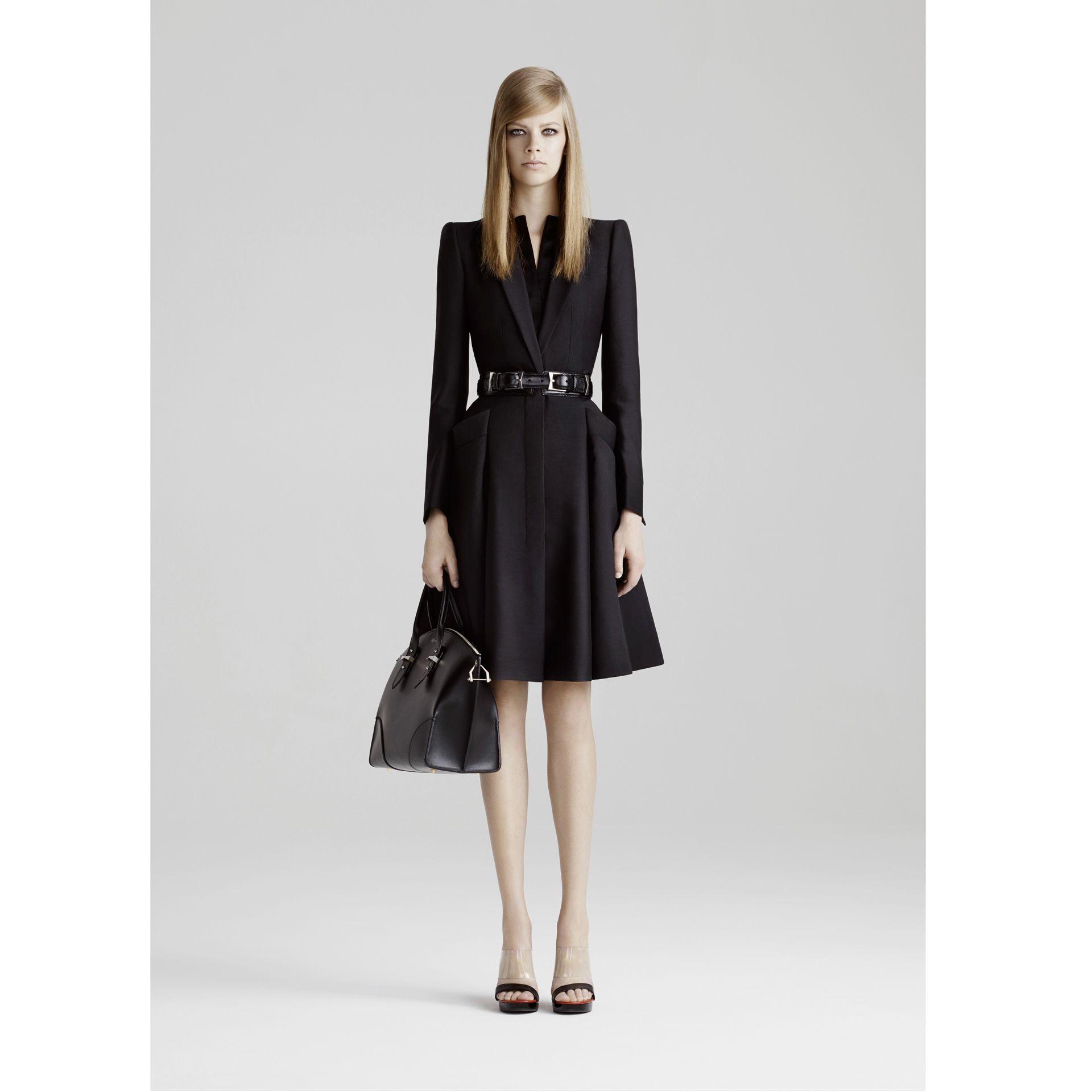 Alexander Mcqueen Womenswear Pre Spring Summer 2015