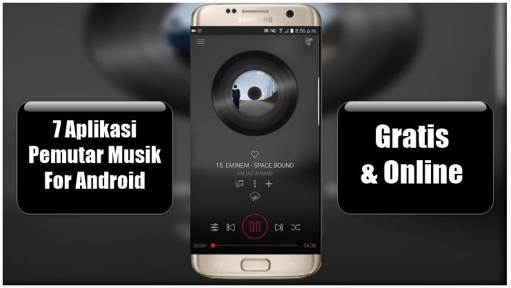 Aplikasi Pemutar Musik Gratis Untuk Android Terbaru Dan Terbaik Pemutar Musik Musik Fingerspiele Android