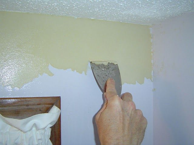 Removing Wallpaper Border Paper With Scraper Remove Wallpaper Borders Removable Wallpaper Wallpaper Border