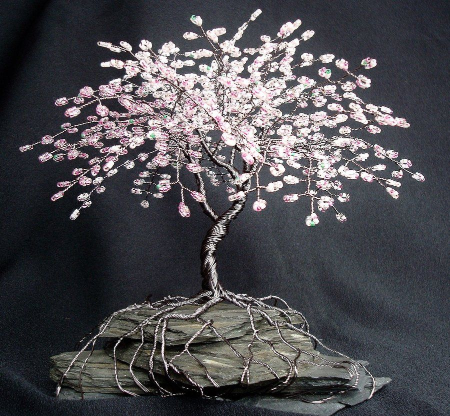 Cherry Tree Diy Handvaerk Kreativ Kreative Ideer