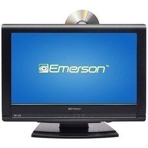 Emerson Ld190em1 19 Class Lcd 720p 60hz Dvd Combo Hdtv Hdtv Walmart Online Lcd