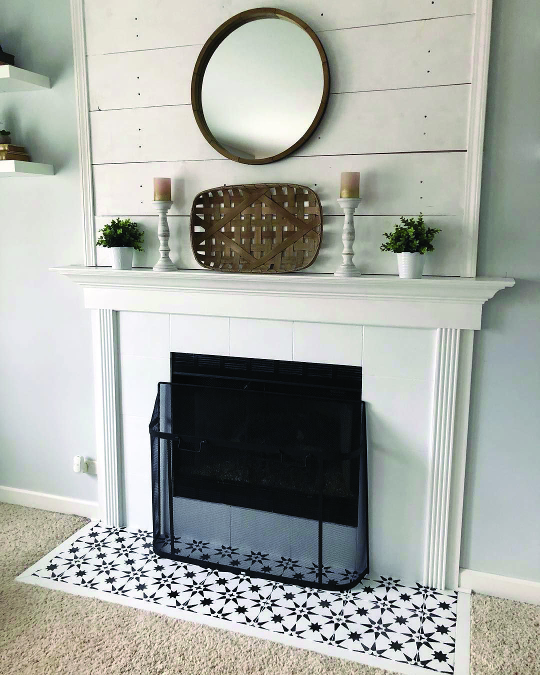 Beautiful Fireplace Hearth Tile Ideas Only On This Page Hearth Tiles Fireplace Hearth Fireplace Tile