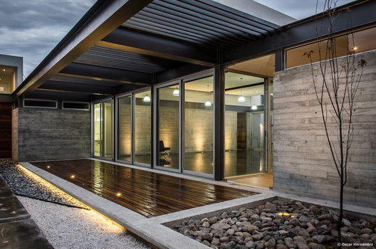 Galería de Casa TCH   Arkylab - 17 Terrazas, Arquitectura y Fachadas