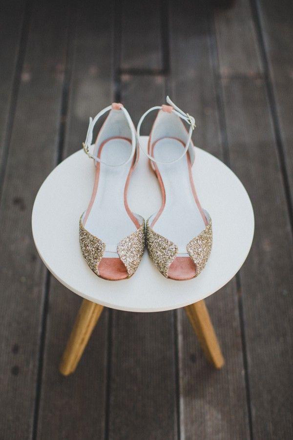 design intemporel plus grand choix de Vente de liquidation 2019 Tiphaine & Bruno | shoes | Sandales mariage, Chaussures ...