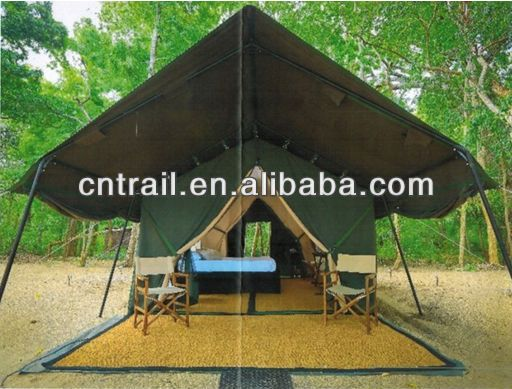 Large Scale Canvas Hunting Tent Photo Detailed About