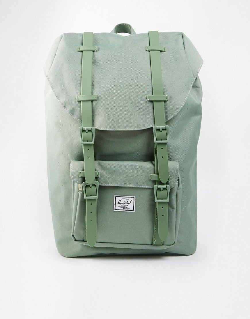Shop Herschel Supply Co Little America Backpack at ASOS.