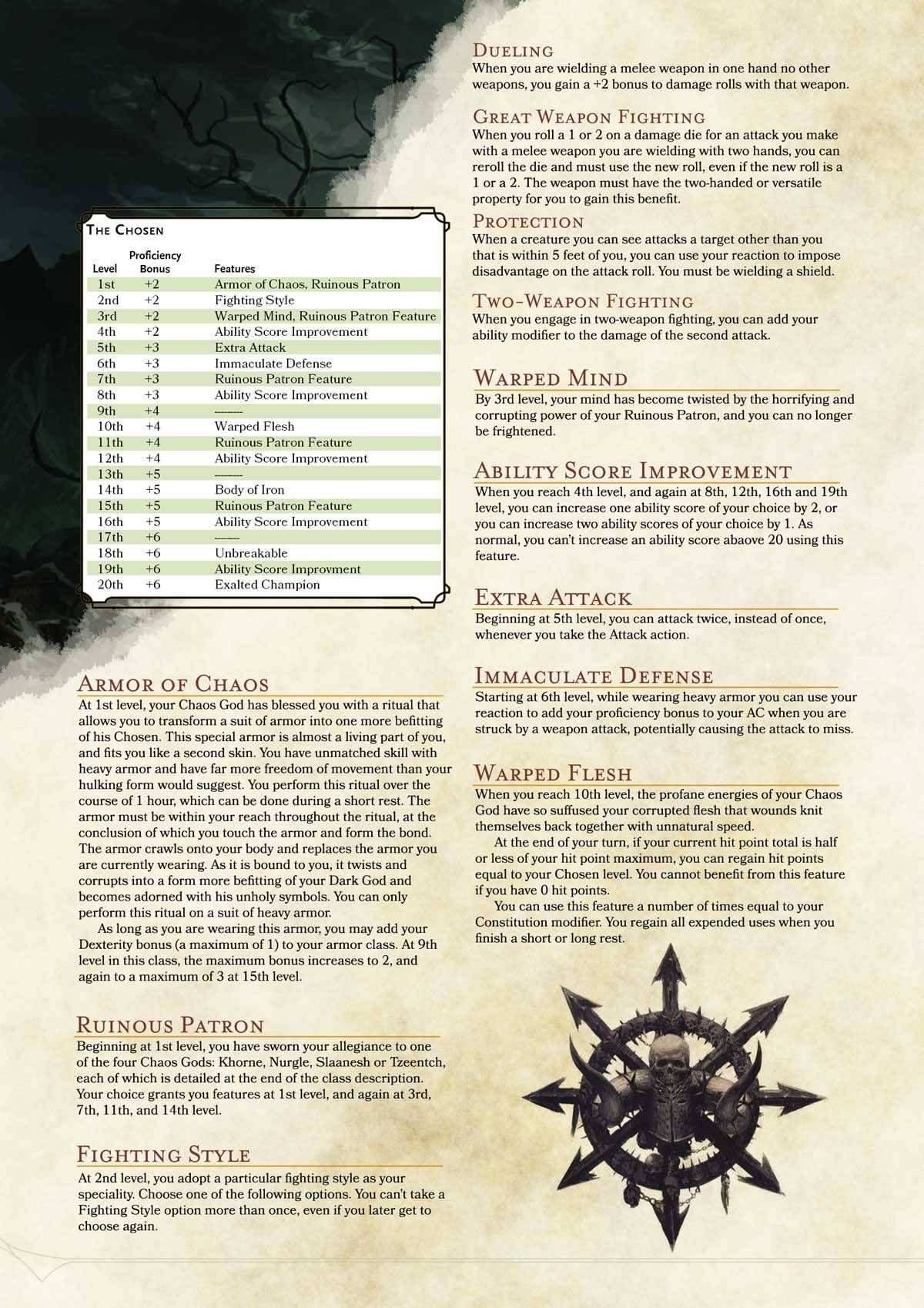 Pin by KingofKings on D&d creatures | Dnd 5e homebrew, Dnd classes