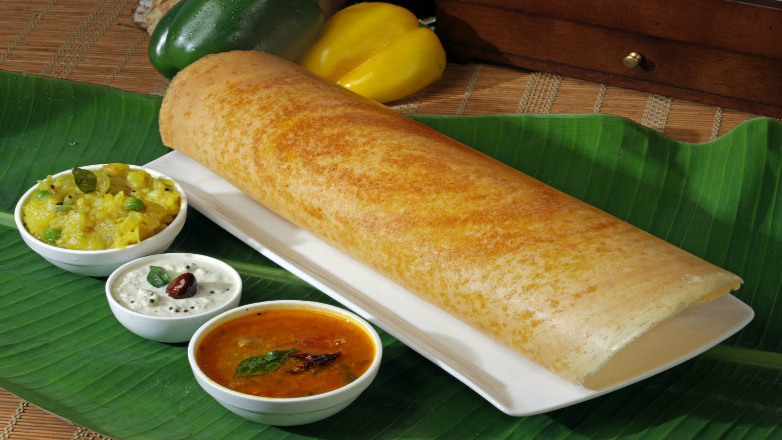 Masala Dosa South Indian Recipes Indian Food Recipes Recipes