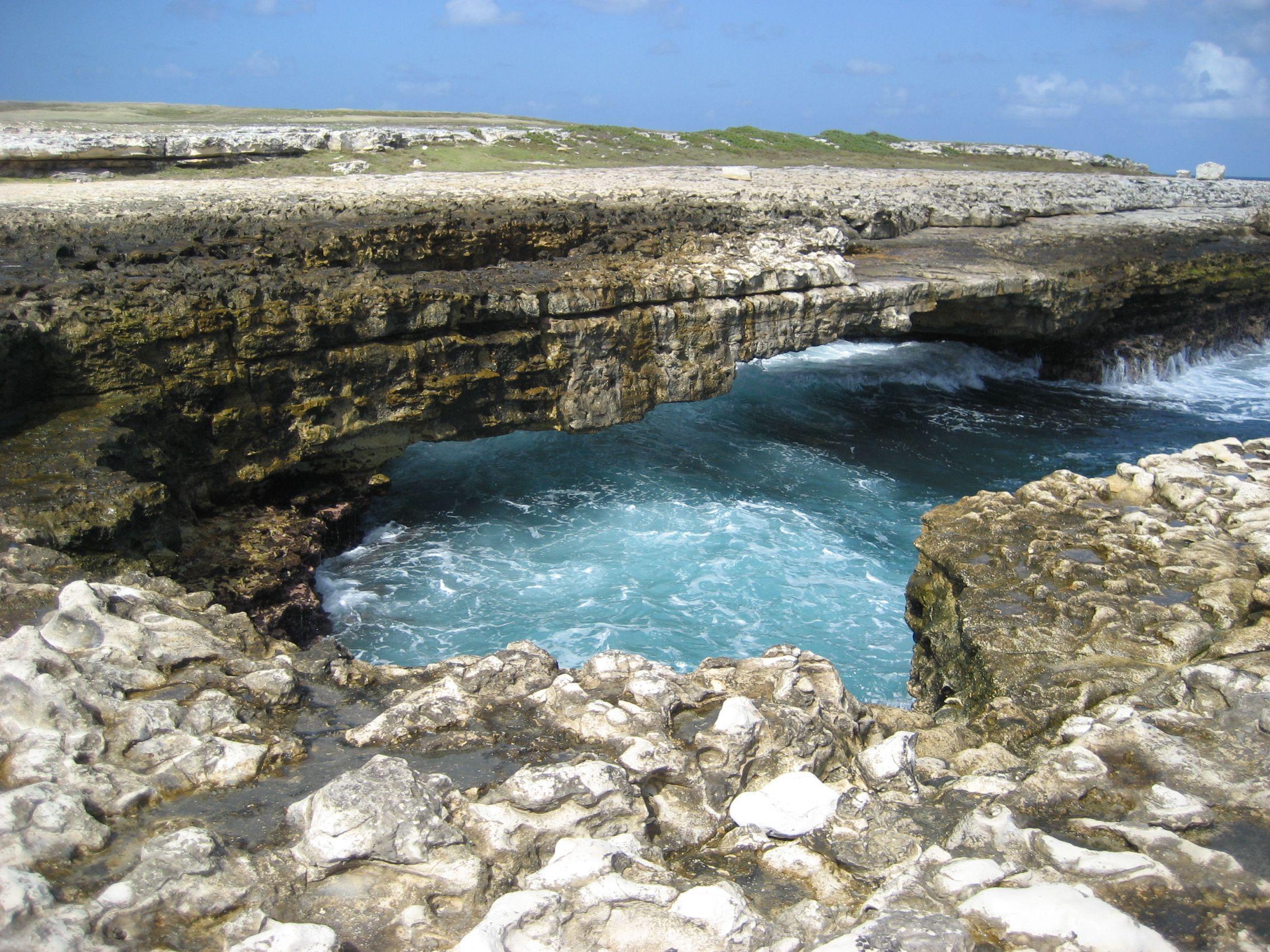 Devil's Bridge, Antigua Pin it to win it!