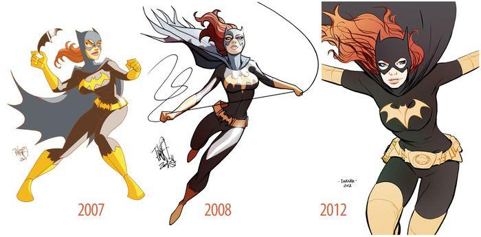 Recent Batgirls