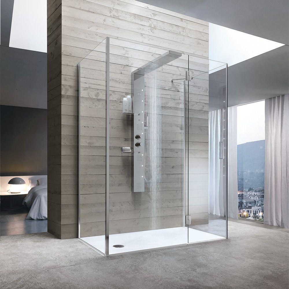 Cabina doccia HAFROGEROMIN Bristol Box Arredamento bagno