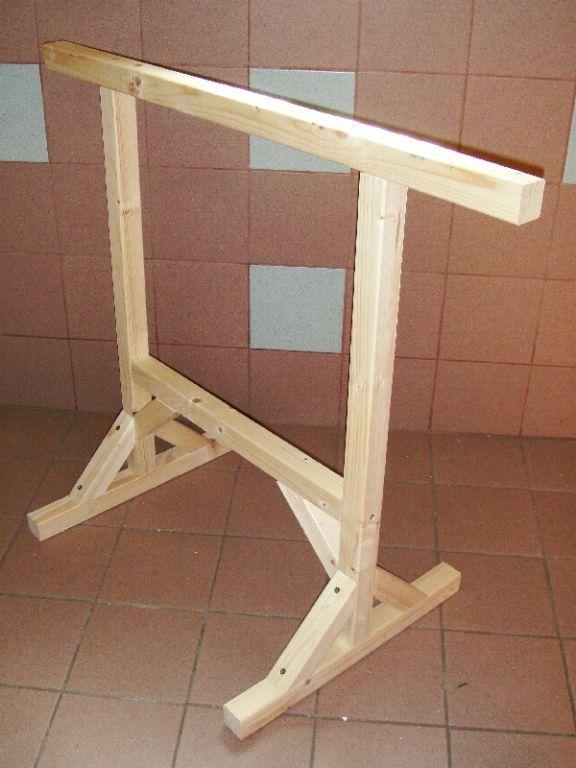 bau einer schrage bauanleitung zum selber bauen. Black Bedroom Furniture Sets. Home Design Ideas