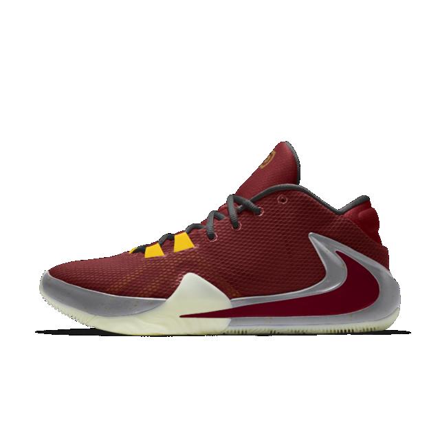 Scarpa da basket personalizzabile Nike Zoom Freak 1 By You