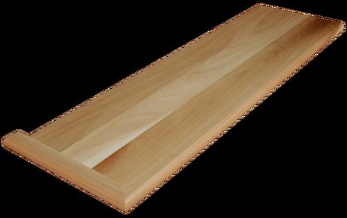 Best Clear Poplar Stair Tread Wood Stair Treads Stair Treads 640 x 480