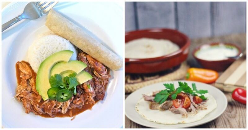 Mexican Slow Cooker Gluten Free Meals