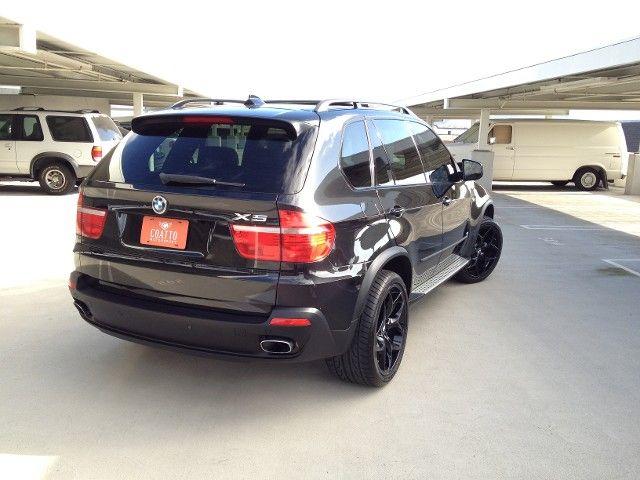 2008 Bmw X5 4 8i Blacked Out Bmw X5 Bmw Bmw X5 E70