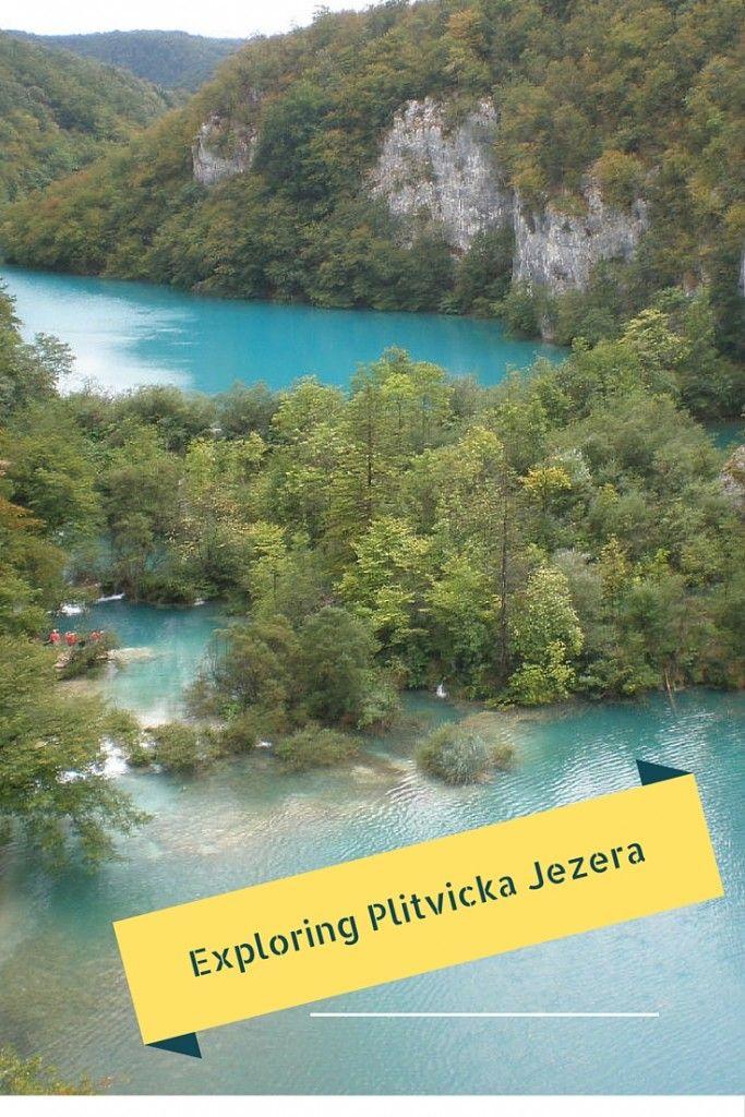 Two Days In Plitvicka Jezera National Park, Croatia