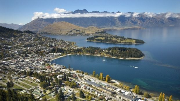 Queenstown is a resort for people with money in their pockets but signs of poverty are emerging amid a housing crisis and a lack of rental stock.
