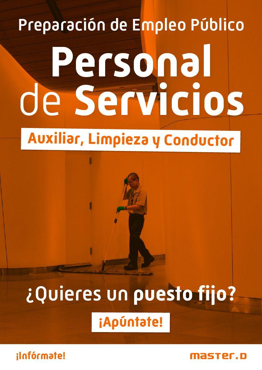 Oposiciones Subalternos Personal De Servicio Empleos Publicos Oposicion