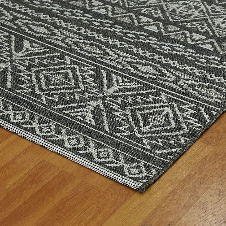 Dynamic Rugs Brighton Tenby 7 10 X 10 10 Indoor Outdoor Area Rug Grey In 2020 Dynamic Rugs Indoor Outdoor Area Rugs Grey Area Rug
