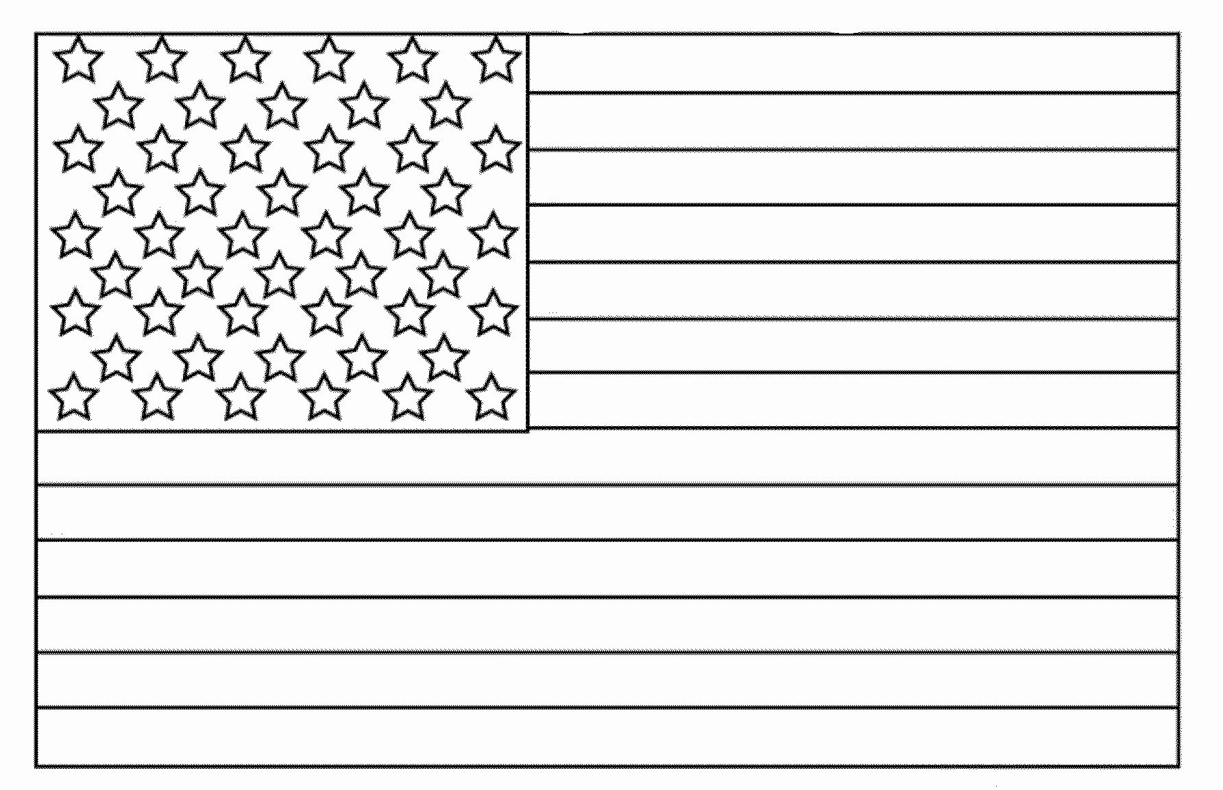 American Flags Coloring Pages In 2020 American Flag Coloring