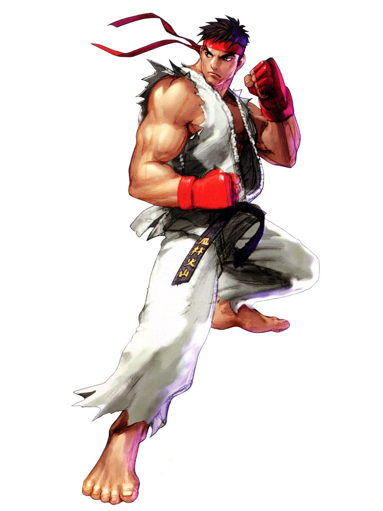 Shotokan Style Karate Ryu Ryu Street Fighter Street