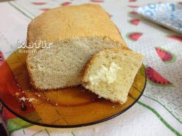 pão de alho com kefir