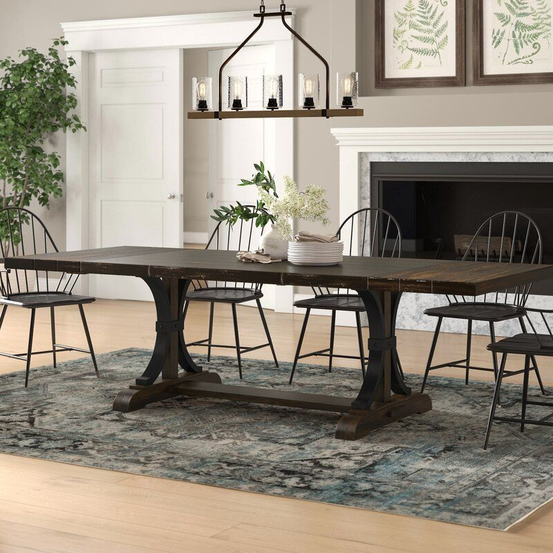 Keshia Extendable Dining Table Extendable Dining Table Dining