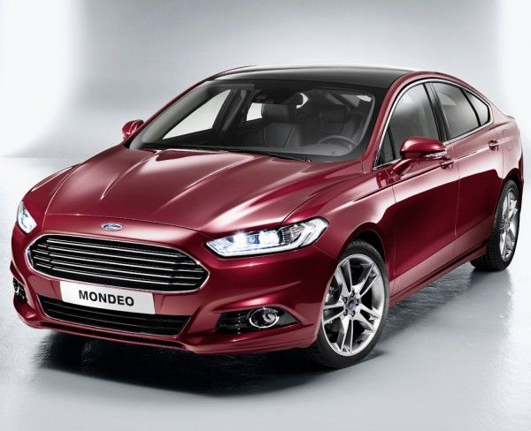 Ford Mondeo Revealed In Amsterdam Photos With Images Ford Mondeo Latest Cars Car