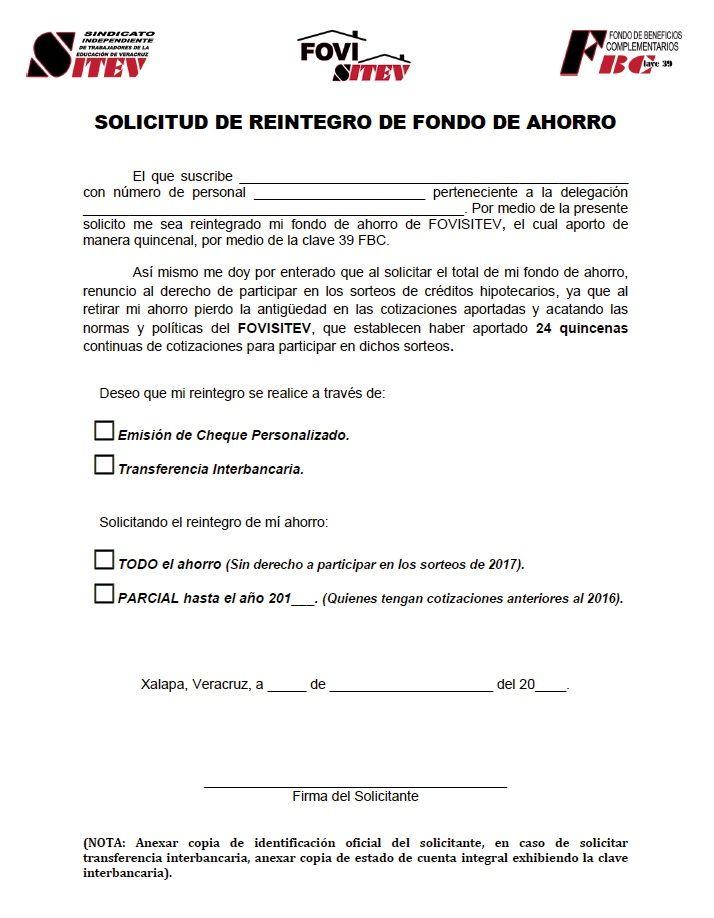 solicitud-de-reintegro-de-fondo-de-ahorro-2016 | actividades de ...