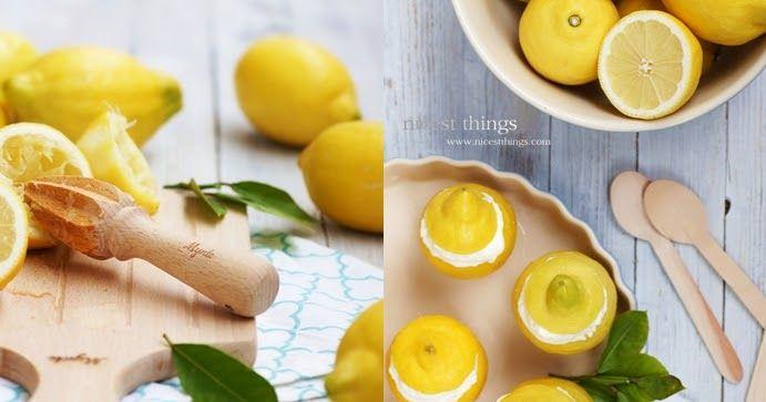 Nicest Things - Food, Interior, DIY: Mousse Au Citron Zitronenmousse