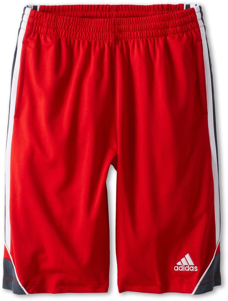 Adidas Men's 3G Speed Climalite Basketball Shorts Light Scarlet Medium M31807 #adidas #Shorts