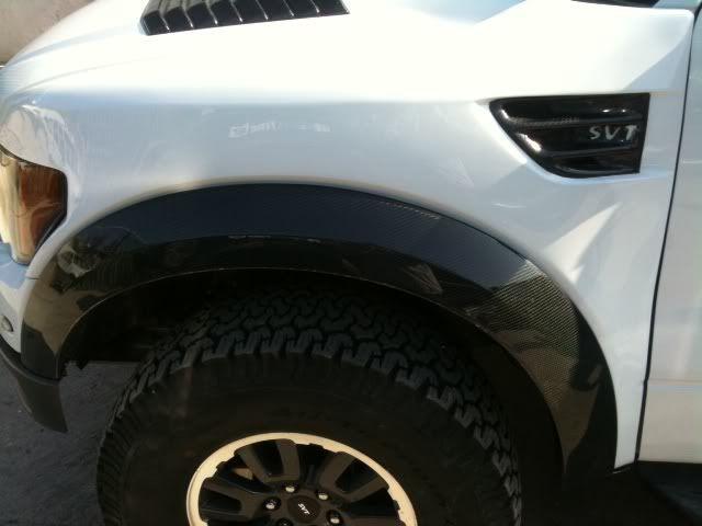 Carbon Fiber Upgrades Ford Raptor Carbon Fiber Truck Parts